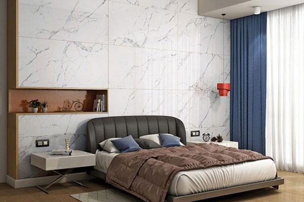 Xem ngay những mẫu gạch ốp tường phòng ngủ đẹp theo MỆNH 1