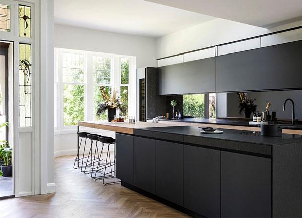 Thiết kế phòng bếp đẹp phụ thuộc vào những yếu tố nào? 1