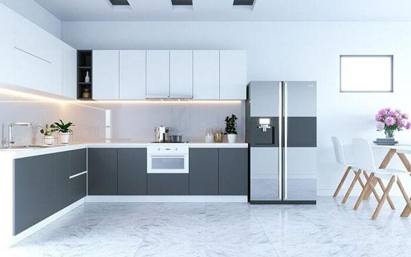 Thiết kế phòng bếp đẹp phụ thuộc vào những yếu tố nào? 4