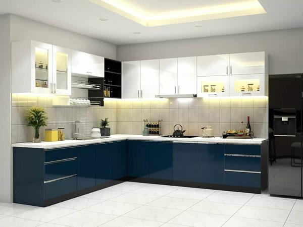 Thiết kế phòng bếp đẹp phụ thuộc vào những yếu tố nào? 5