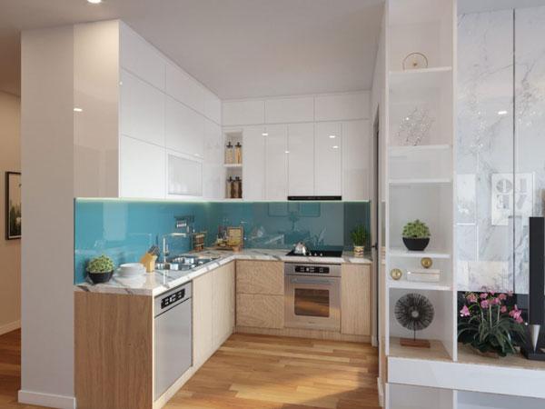 Thiết kế phòng bếp đẹp phụ thuộc vào những yếu tố nào? 7
