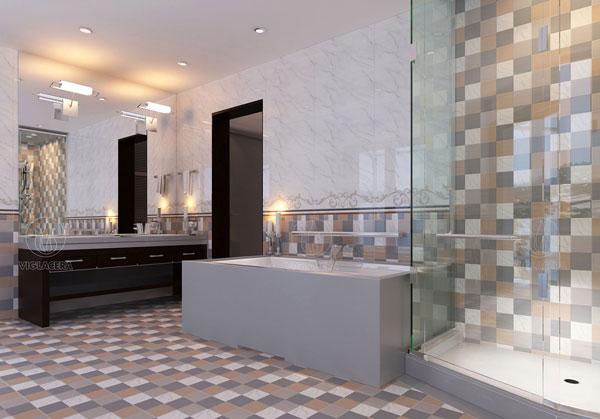 Top 5 mẫu gạch toilet đẹp NHẤT THỊ TRƯỜNG 3